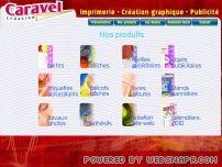 CARAVEL Création - Imprimerie numérique à Fauville en Caux