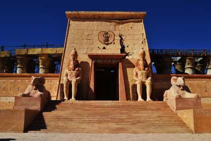 Visitez la capitale du cinéma au Maroc