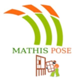 Menuiserie Martinique - Mathis Pose