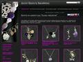 """Bijoux en argent 925 """"Kanel créations"""""""