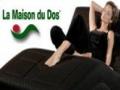 La Maison du Dos, lit à eau, matelas, oreillers